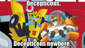 Rescue Bots in a Nutshell