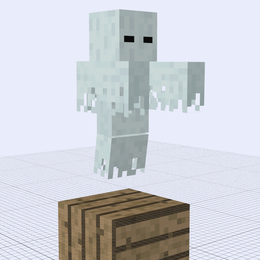 MC mob #6 : Ghost