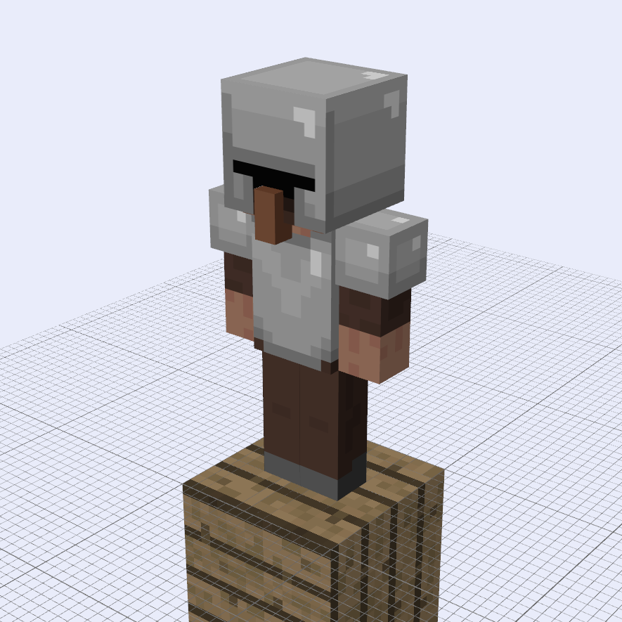 MC Mob #14: Guard villager
