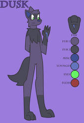 Dusk ref by 76JacK
