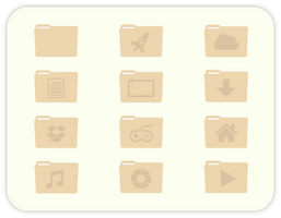 Manilla - Icons by DeadLetterDesign