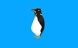 Tux Penguin by DeadLetterDesign