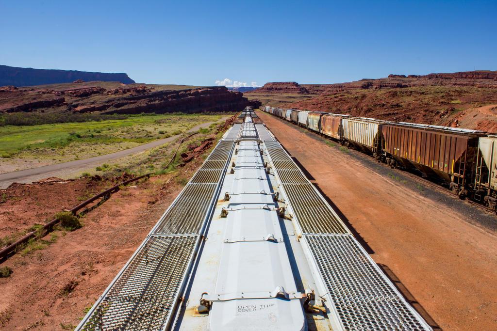 Moab Train 2 by DeadLetterDesign