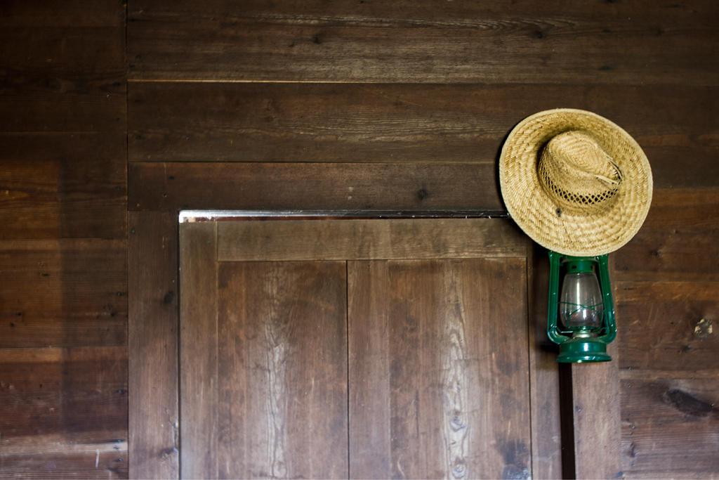 Old Farm Hat by DeadLetterDesign