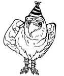 Birthday Eagle for ych8