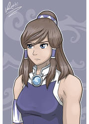 Korra: Say yes to the dress