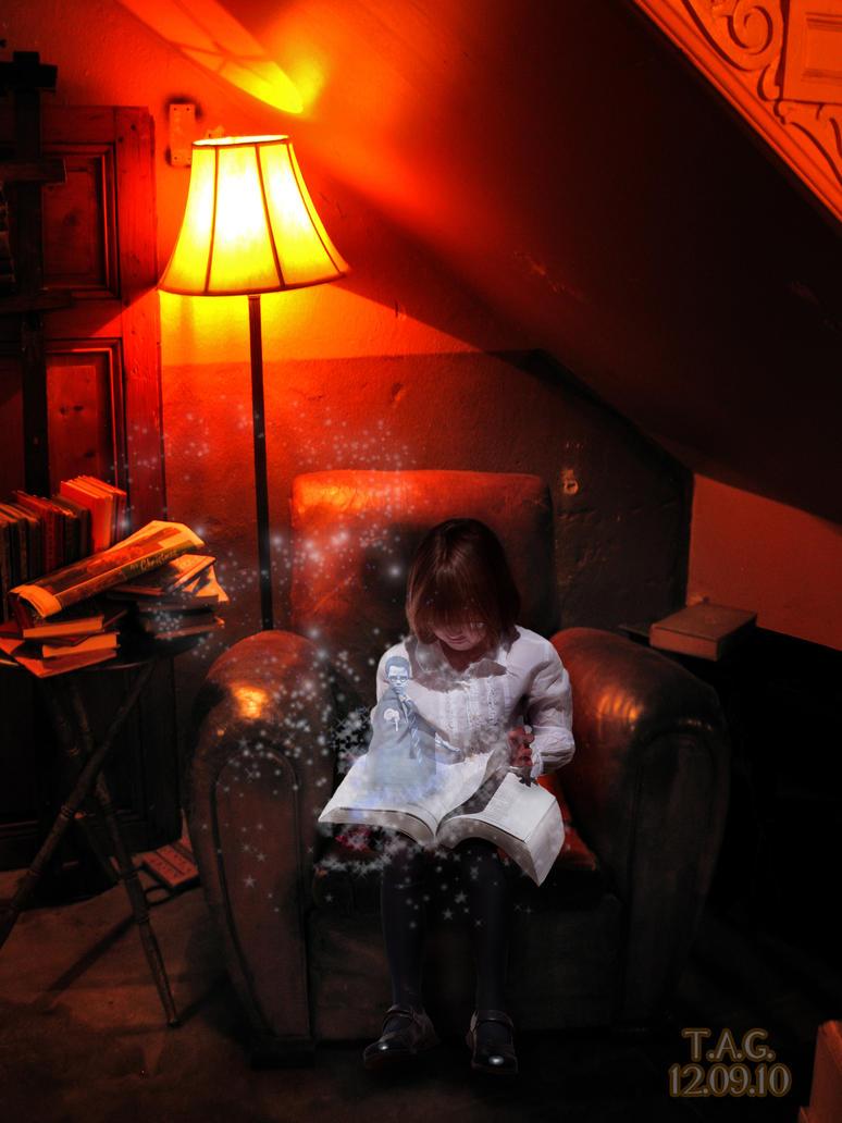 Magic in the Reading by tareeree