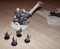 Rune Giant Paper Mini