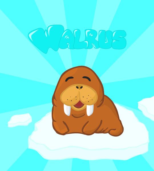 Goo Goo Walrus by blakelp