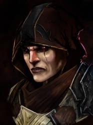 demon hunter by Draconius666