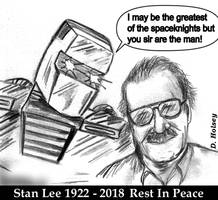 ROM pays tribute to Stan Lee by csuhsux