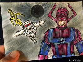 ROM Starshine spaceknight Galactus Wraith World