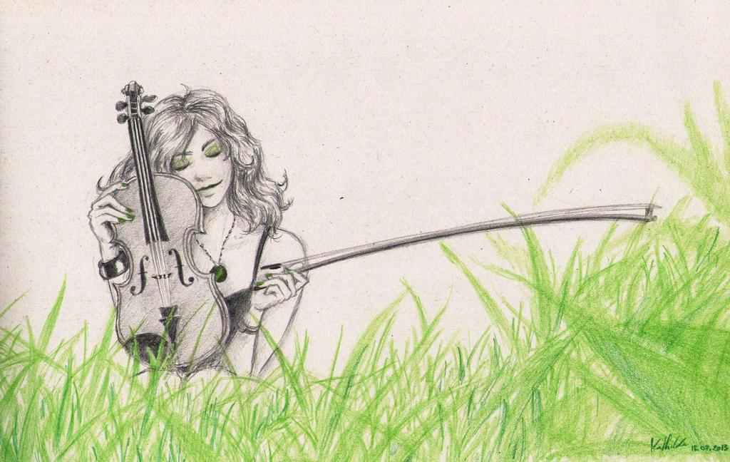 Green Melody by Sorka-of-Eawy