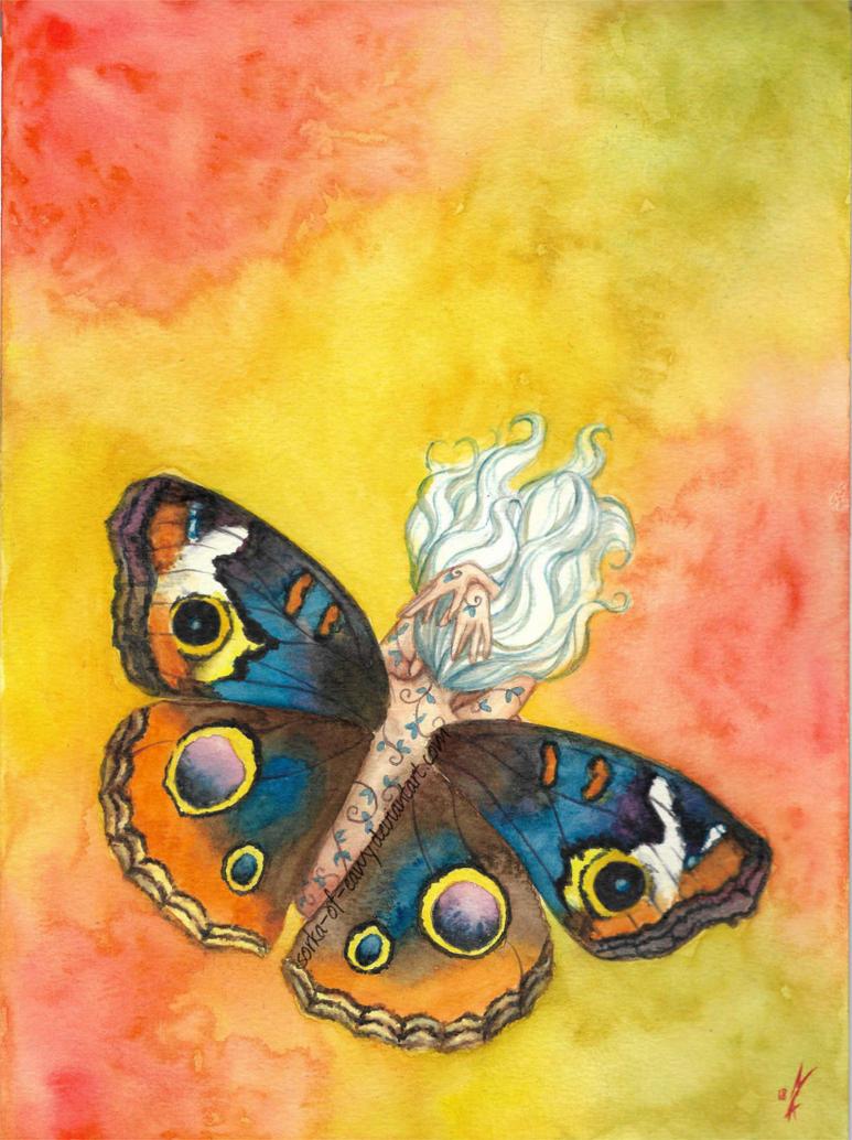 Junonia Coenia Fairy by Sorka-of-Eawy