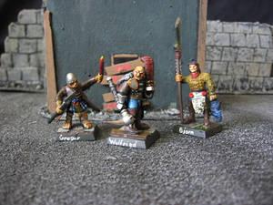 Mordheim Warband: Beasthunters 3