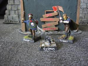 Mordheim Warband: Beasthunters 4