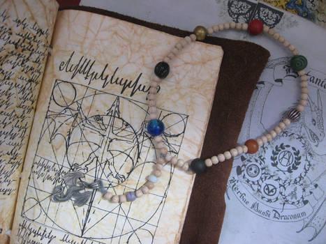 Draconic Prayer Beads