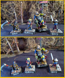 Mordheim Warband: Men of Coin 3