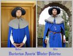 Winter Garments Addition by der-Alchemist