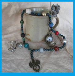 Draconic Prayer Beads by der-Alchemist