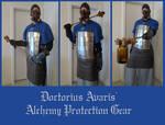 Alchemical Safety Gear by der-Alchemist