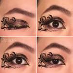 Graphicliner makeup