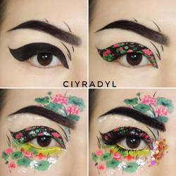 Lotus steps  by Ciyradyl