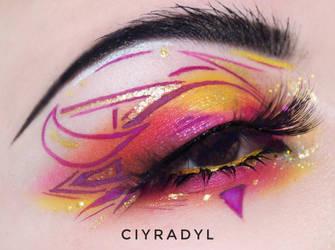 Flaming Devil 2 by Ciyradyl