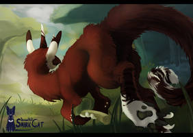 Kukuri: Sunny Mushroom by SmirkCatsTales