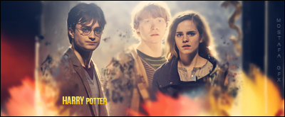 Harry Potter by MostafaGFX