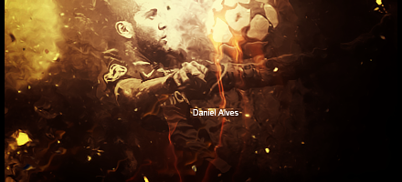 Daniel Alves by MostafaGFX