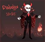 [Skeleton Adopt Auction || CLOSED] Diabolos