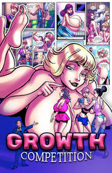 Growth Competition Out Now! by Bacchus-Comics
