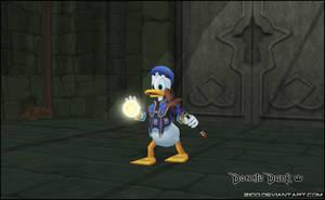 Donald Duck by Zido