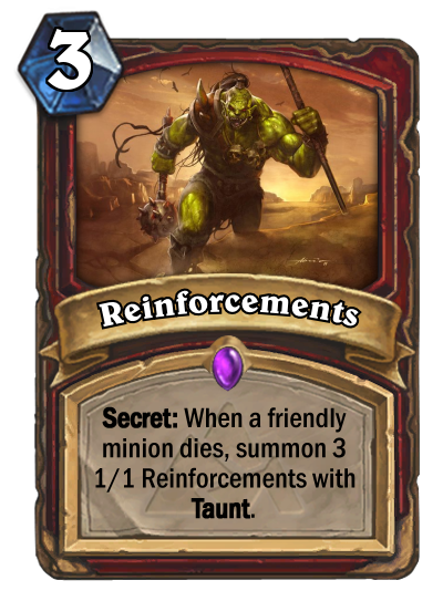 Reinforcements by MarioKonga