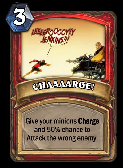 Chaaaarge by MarioKonga