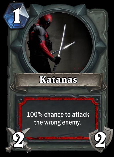 Katanas by MarioKonga