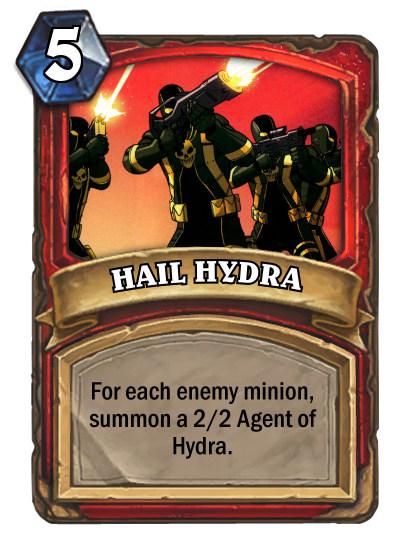 Hail Hydra by MarioKonga