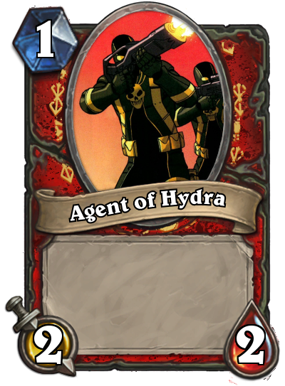 Agent of Hydra by MarioKonga