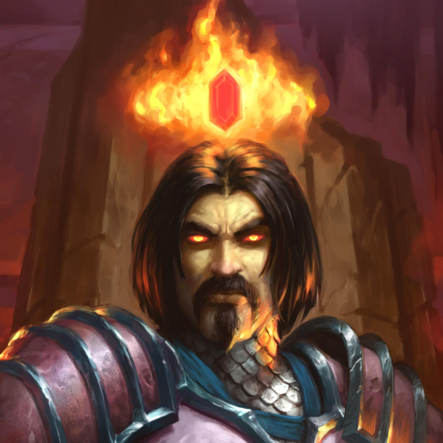 Heroes of the Storm Build Concept: Nefarian (with quotes and ...