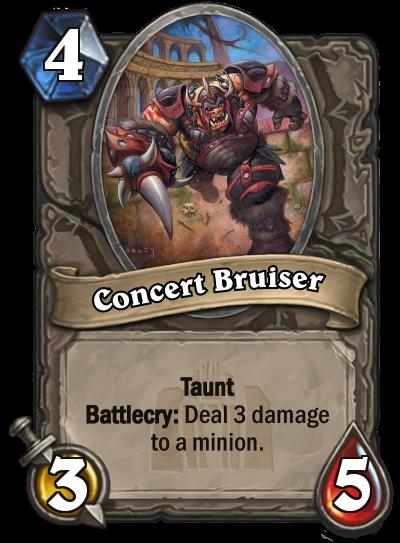 Concert Bruiser by MarioKonga