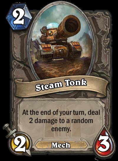 Steam Tonk by MarioKonga