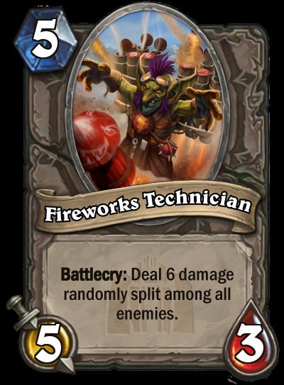 Fireworks Technician by MarioKonga