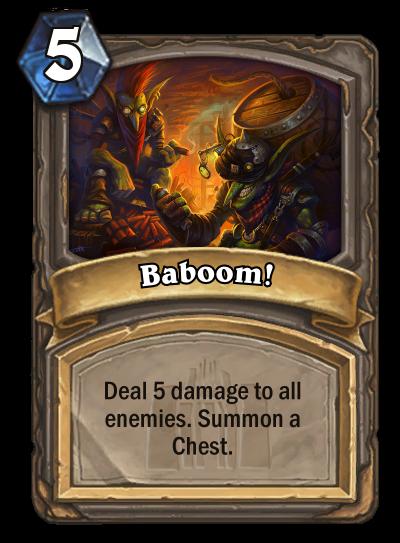 Baboom! by MarioKonga