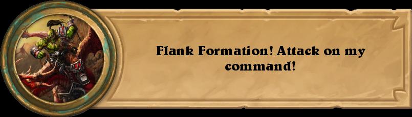 Flank Formation by MarioKonga