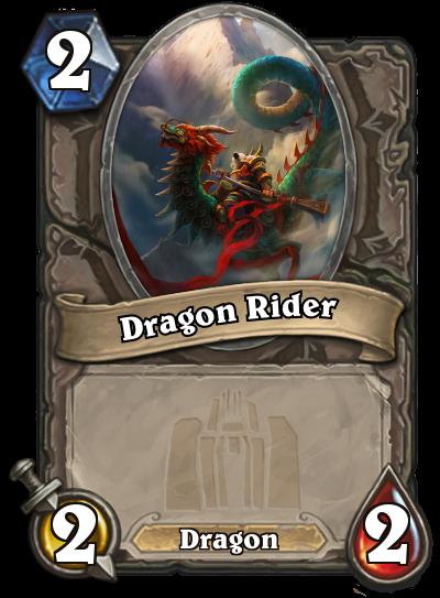 Dragon Rider (4) by MarioKonga