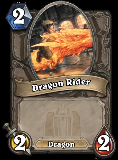 Dragon Rider (3) by MarioKonga