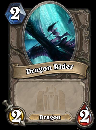 Dragon Rider (2) by MarioKonga