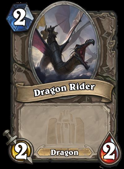 Dragon Rider (1) by MarioKonga