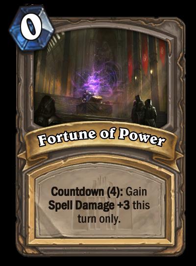 Fortune of Power (4) by MarioKonga